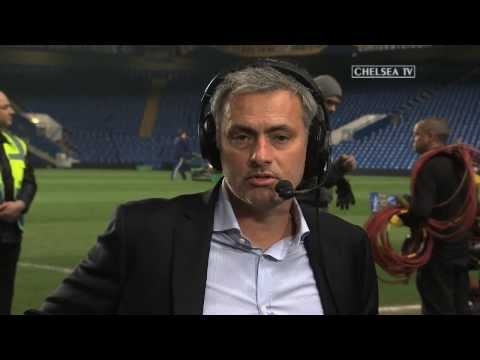 Video: Reaction: Mourinho, Eto'o and Ba on Tottenham