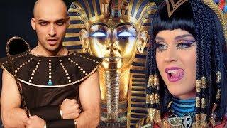 """Katy Perry - Pharaoh's Response """"Dark Horse"""" Parody"""