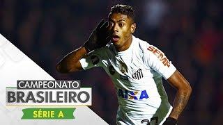 Os gols de Santos 3 x 0 Bahia, pela 16ª rodada do Campeonato Brasileiro (23/07/2017) Esporte Interativo nas Redes Sociais:...