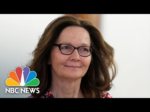Gina Haspel Confirmation Hearing For CIA Director | NBC News