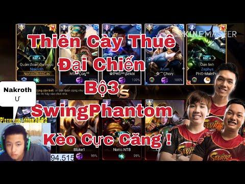 Thiên Cày Thuê & Sấm Đại Chiến Bộ 3 Black1 + Honn + NTB | Cực Căng - Thời lượng: 16:59.
