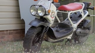 4. 2012 Honda Ruckus Review!