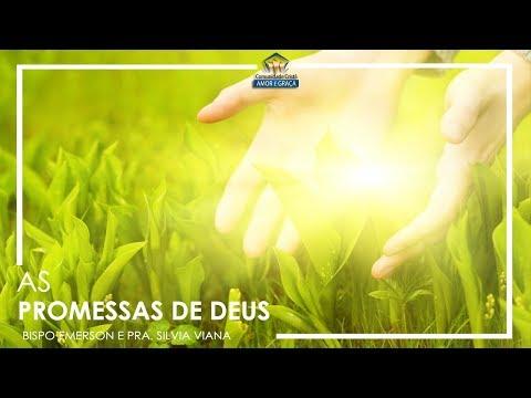 As promessas de Deus - Bispo Emerson e Pra. Silvia