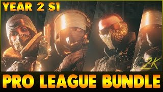 First look at the new Pro League Bundle for Rainbow Six Siege, if you enjoyed the video please leave a like!► Subscribe for more: http://bit.ly/2aGVfde► Music: https://www.youtube.com/user/NoCopyrightSoundsRainbow six siege, rainbow six, siege, six siege, dlc, bundle, season 5, velvet shell, pro league, pro league bundle, special, limited edition, velvet shell bundle.