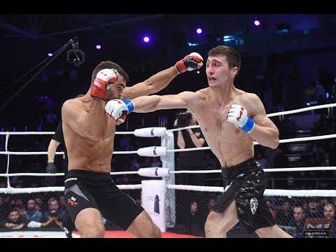 Khamzat Dalgiev vs Ivan Buchinger at M-1 Challenge 86