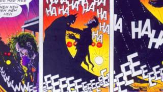 Grant Morrison sur Killing Joke