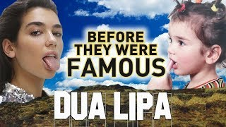 Video DUA LIPA - Before They Were Famous - BIOGRAPHY - Be The One MP3, 3GP, MP4, WEBM, AVI, FLV Agustus 2018