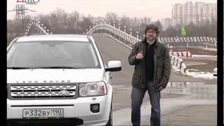 Mercedes-Benz GLK 220 CDI Vs Land Rover Freelander 2 SD4/Тест-драйв