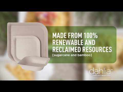 Eco-Products presents Dahlia™