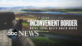 Video An Inconvenient Border: Where China Meets North Korea | ABC News MP3, 3GP, MP4, WEBM, AVI, FLV April 2019