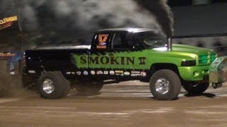 Shelbyville (KY) United States  City new picture : 2.6 DIESEL TRUCKS LUCAS OIL PULLING LEAGUE SHELBYVILLE KY 10-6-12