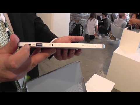 Acer Aspire P3 Hands-On - English