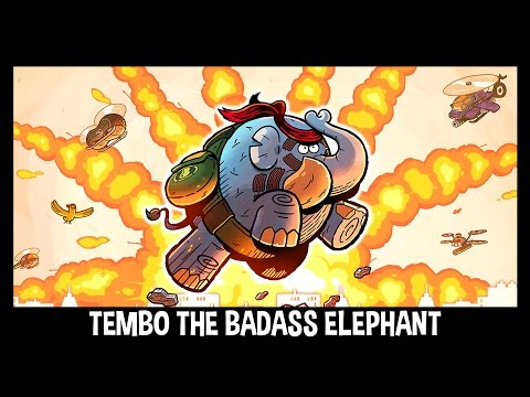 TEMBO THE BADASS ELEPHANT - Launch Trailer