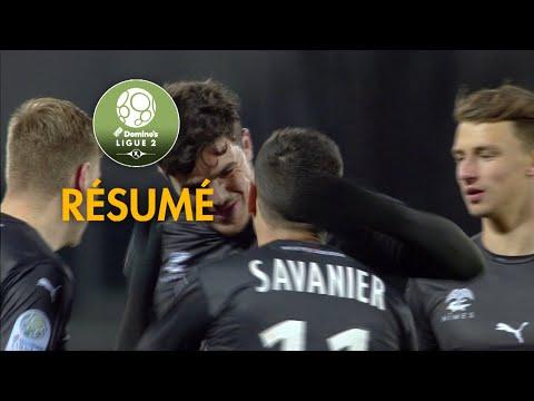 Stade Brestois 29 - Nîmes Olympique ( 0-2 ) - Résumé - (BREST - NIMES) / 2017-18