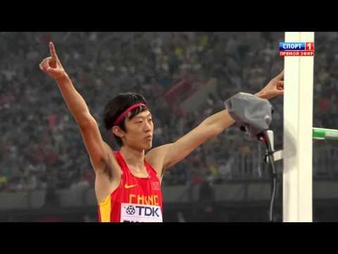2.33 Zhang Guowei silver HIGH JUMP WORLD CHAMIONSHIP Beijing 2015 final man