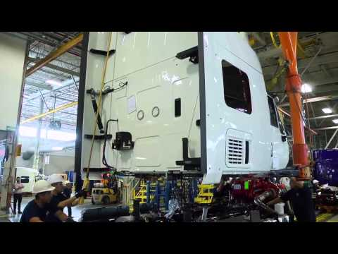 Vehicle Customization – International Truck Manufacturing Plant in Escobedo, Mexico