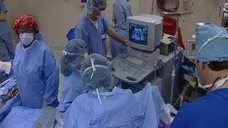 Fetal Cardiac Intervention: The Advanced Fetal Care Center at Boston Children's Hospital, the only center in the world that performs fetal cardiac interventions, announced today that it will host the first fetal care international conference at The Conference Center at Harvard Medical School on Friday, April 29 and Saturday, April 30, 2005. Advances in Fetal Care 2005 will offer education and detail cutting-edge research on the latest treatments and interventions for patients with complex fetal anomalies, as well as expert discussions of state-of-the-art technologies from some of the world's leading practitioners in the diagnosis and treatment of fetal anomalies.<br />&#xA;<br />&#xA;Five hundred clinicians -- physicians, registered nurses, nurse practitioners, OB/Gyns, radiologists and ultrasonographers -- are expected to attend a live webcast which will broadcast a featured panel on fetal cardiac interventions to medical audiences around the world.