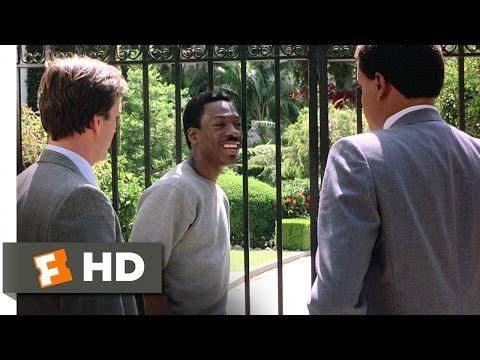 Beverly Hills Cop (7/10) Movie CLIP - Letting It Flow (1984) HD