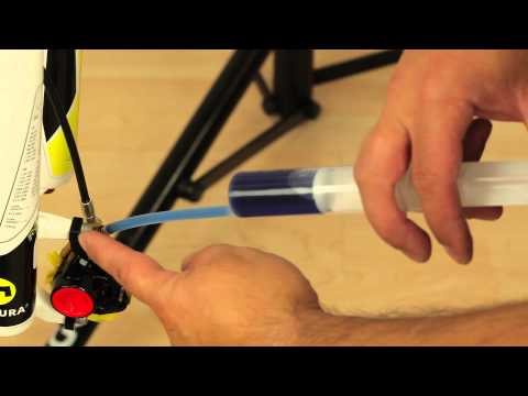 How to fill and bleed MAGURA disc brakes