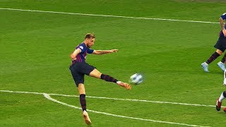 Video 19 Impossible ONE Touch Goals Only FC Barcelona Players Can Score in Football ||HD|| MP3, 3GP, MP4, WEBM, AVI, FLV Desember 2018