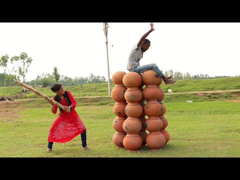 Top New Funny Video 2020_Comedy Videos 2020_Try To Not Laugh_Episode-130_By My Family