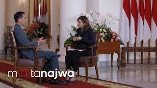 Video Mata Najwa Part 4 - Kartu Politik Jokowi: Tangkisan Jokowi atas Serangan Isu Antek Asing MP3, 3GP, MP4, WEBM, AVI, FLV Mei 2018