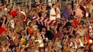 Ernie Haase & Signature Sound National Anthem Broadcast Live on ESPN September 5, 2010