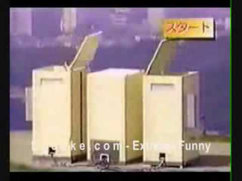 Extreme funny – Japanese practical jokes
