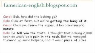 تحدث الانجليزية الأمريكية المحادثة 16