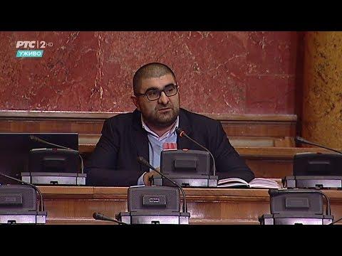 Dr. Fehratović u odbrani islamskih vrijednosti u Skupštini Srbije