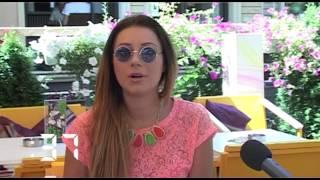 1 Kafe Summer - Ronela Hajati 11.08.2013