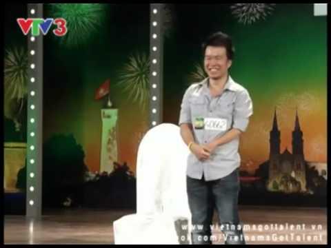 Dua Leo thi Vietnam's Got Talent - vòng sân khấu