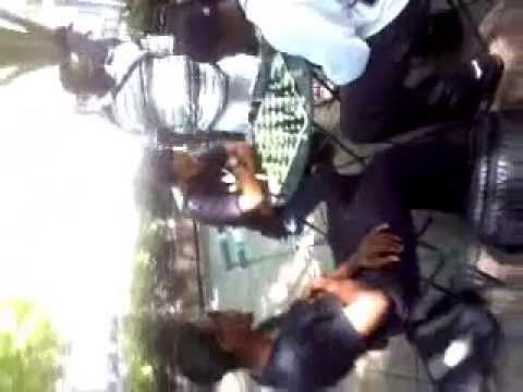 ATLANTA POLICE VIOLATES CONSTITUTIONAL RIGHTS ON JULY 4, 2012 AT WOODRUFF PARK