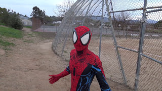 Spider-Man competes in a challenge to win a nintendo switch will he win? What was your favorite challenge of the video Subscribe to my gaming channel https:/...
