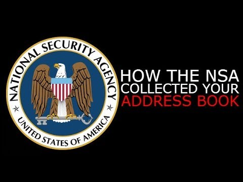 The NSA has collected your address book, Edward Snowden and Glenn Greenwald – Truthloader