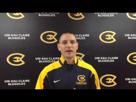 MBB: Coach Siverling recaps win over UW-Whitewater