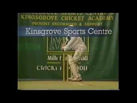 1995 Ethnic Business Awards Finalist – Non Manufacturing Category – Harold Solomons – Kingsgrove Sports Centre