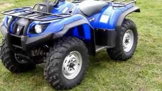 10. Yamaha Grizzly 450 Quad Bike, 2007 for sale £2450 + VAT