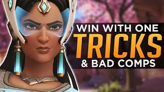 Overwatch Gameplay can be frustrating, especially when scattered through all the ranks there are players that may throw a...