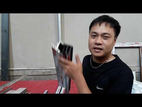 Giới thiệu chi tiết tổng thể mặt cắt nhôm Xingfa nhập khẩu