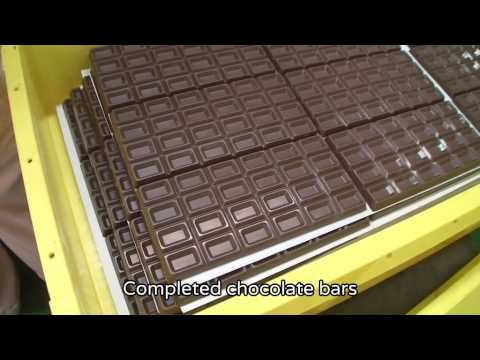 THE MAKING(English Version)(289)The Making Of Chocolate