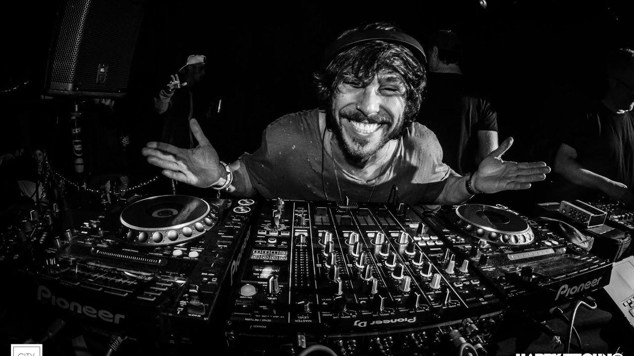 Lexlay b2b Shitake - Live @ Happy Techno, City Hall, Barcelona 2016