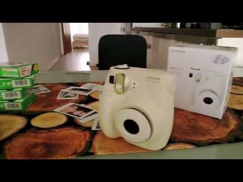 Fuji Instax Mini 7s [wideorezenzja]