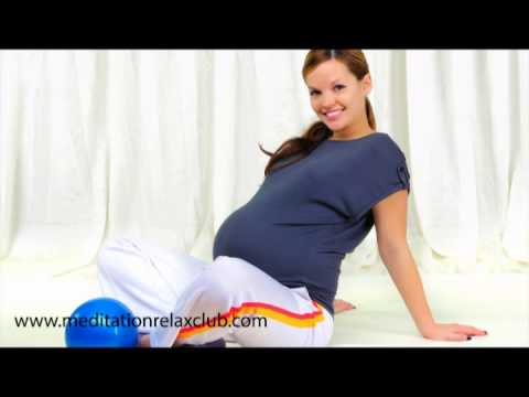 Pregnancy Music for Prenatal Yoga, Relaxing Soothing & Meditation Music