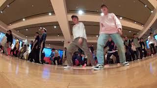 ファンファーレ (yu-ki.☆ & Natsumi) – BABY-G DANCERS WORKSHOP TOKYO take1