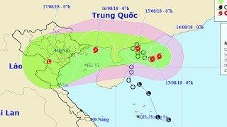 Tin Bão Mới Nhất Hôm Nay: Tin bão trên Biển Đông (Cơn bão số 4)