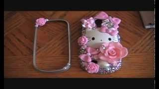 D.I.Y. Hello Kitty 3D CellPhone Case - YouTube