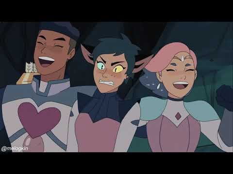 Catra having a hard time for 5 minutes and 51 seconds