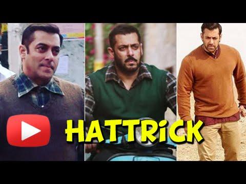 Wow ! Salman Khan Creates HATTRICK   Tubelight Eid