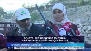 Napětí mezi Tureckem a Ruskem